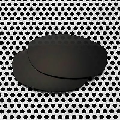 New Volt Polarized Black Replacement Lenses for Oakley Tightrope