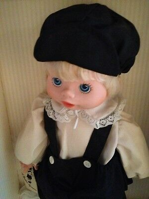 By Pauline Boy Doll With Box Darling Bjionness Jacobsen Designs