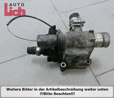 Peugeot Boxer Ducato 230 BJ00 TD 2,2 63KW Thermostat Flansch 9619153780