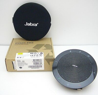 Jabra SPEAK 510 MS Microsoft USB / Bluetooth Conferencing Speakerphone 7510-109