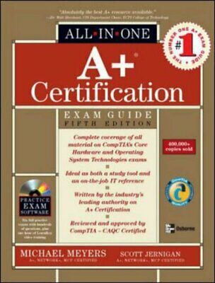 A+ Certification All-in-one Exam Guide by Meyers, Michael Mixed media product