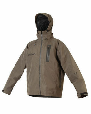 Daiwa Breathable Waterproof  High Performance Jacket & Trousers - Size Xl