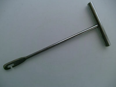 """8"""" Stainless T Bar Sea Fishing Disgorger"""