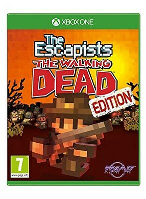 The Escapists The Walking Dead (Xbox One) [NEW GAME]