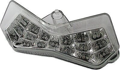 Integrated Taillights Competition Werkes Clear MPH-50062C
