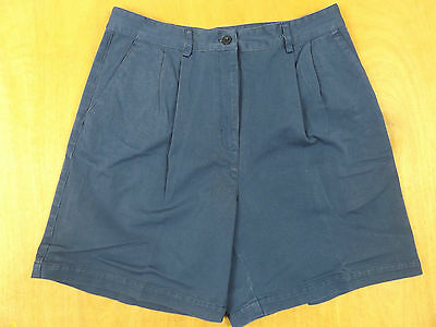 Women`s New Nike Pleated High Waisted Shorts Sizes Uk 12-14 Authentic - Rrp £36