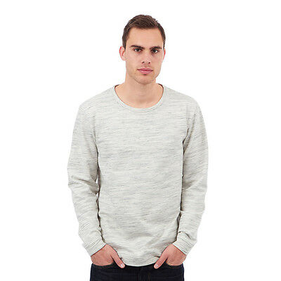 Libertine-Libertine - East Sweater Off White / Smoke Pullover Rundhals