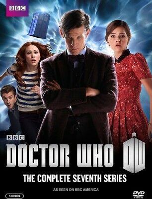 Doctor Who: The Complete Seventh Series [New DVD] Boxed Set, Full Frame, Subti