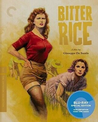 Bitter Rice (Criterion Collection) [New Blu-ray] Full Frame, Restored, Special