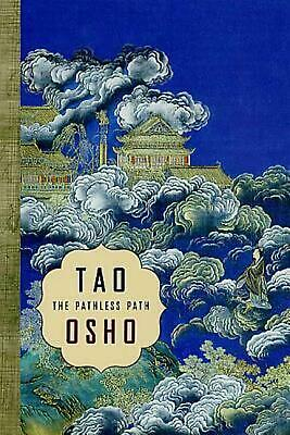 Tao: The Pathless Path by Osho (English) Paperback Book Free Shipping!