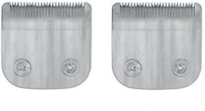 (2) Wahl Hair Clipper Detachable XL Trimmer Blade fits Model 9876L - GENUINE