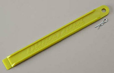 NEW Duratrax Battery Strap Yellow Evader ST DTXC6291