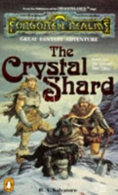 Crystal Shard (TSR Fantasy S.) by Salvatore, R. A. Paperback Book The Cheap Fast