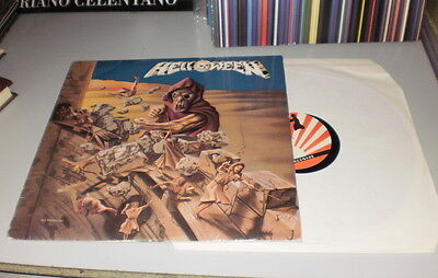 Helloween - Walls Of Jericho - Rare Canadian Pressing -  2 Lp 1988 - Limited Edt