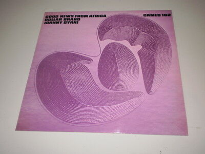 Dollar Brand / Johnny Dyani - Good News From Africa - Lp Cameo Records 1974 -