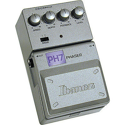 Ibanez PH 7 Phaser Tone Lok