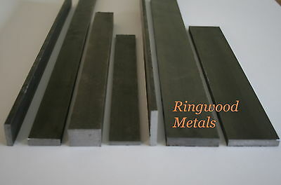 Bright Mild Steel Flat Bar Various Sizes 30mm x 5mm
