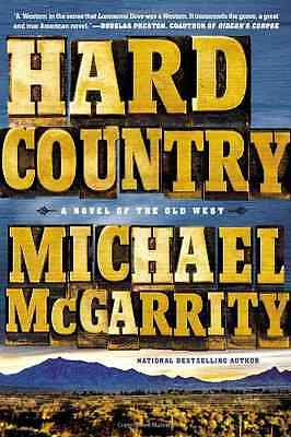 Hard Country - Paperback NEW Michael McGarri 2013-05-28