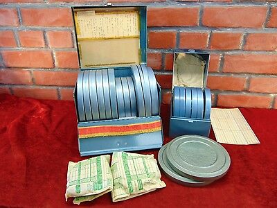 18+ Vintage 8mm Film HOME MOVIES THEME PARKS Road Trip NTL PARK 1960s 1970s +