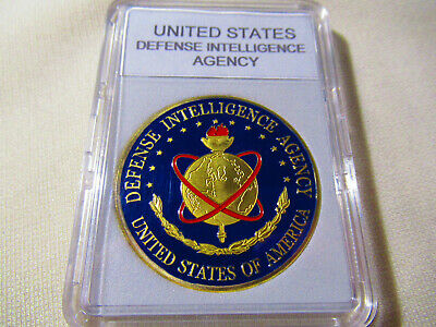 Defense Intelligence Agency (DIA) Challenge Coin