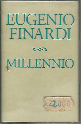 "Eugenio Finardi ""millennio"" Mc Sealed"