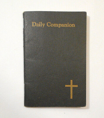 WW1 US Daily Companion Prayer Book 1918 Dated- Pray for deceased Brothers