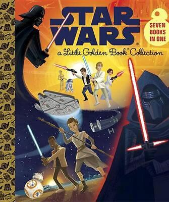 Star Wars Little Golden Book Collection (Star Wars) by Golden Books (English) Ha
