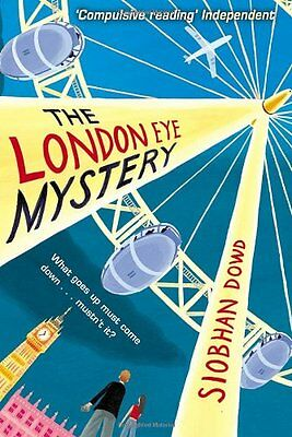 The London Eye Mystery-Siobhan Dowd