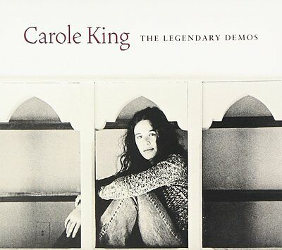 CAROLE KING: The Legendary Demos [NATURAL WOMAN,TAPESTRY,IT'S TOO LATE++]