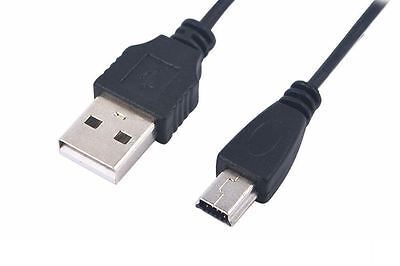 USB Data Transfer Charger Cable Lead for GoPro Go Pro Hero 1 2 3 4+ 4HD