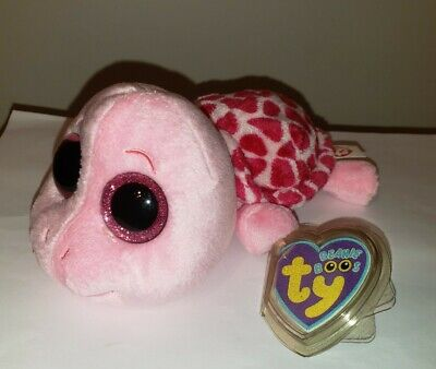 "Ty Beanie Boos ~ MYRTLE the 6"" Turtle ~ NEW with MINT TAGS ~ RETIRED"