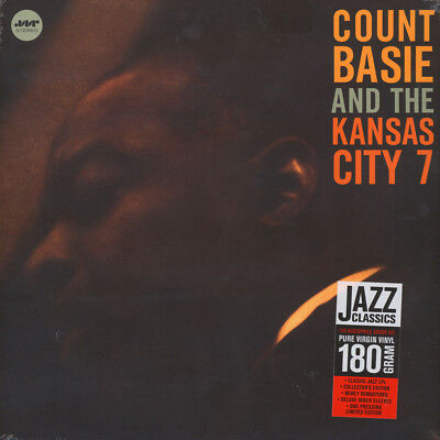 Count Basie And The Kansas City 7 - Count Basi (Vinyl LP - 2015 - EU - Original)