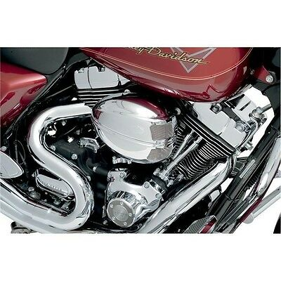 VO2 Air Intake with Drak Cover Vance & Hines Chrome 70003