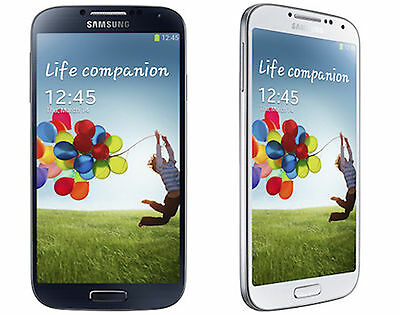Samsung Galaxy S4 SGH-I337 Unlocked 16GB AT&T Smartphone FAIR CONDITION