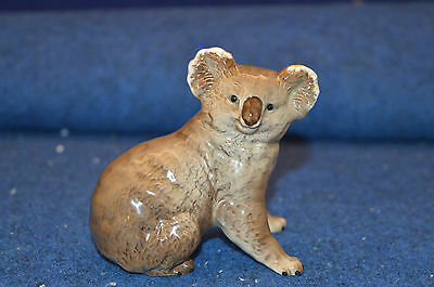 Lovely Beswick Koala Bear Figurine No 1038 Made In England USC RD5820
