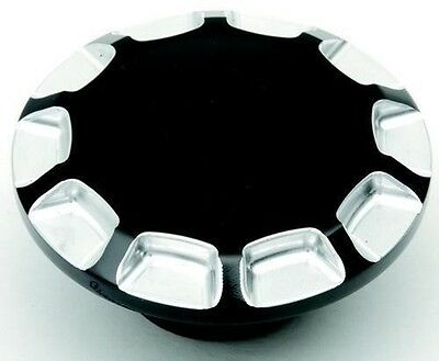 Straight-Cut Gas Cap Drag Specialties  T03-0328-BBDS