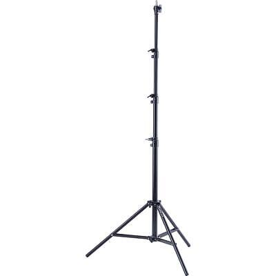 Flashpoint Pro Air-Cushioned Heavy-Duty Light Stand (Black, 9.5') #FP-S-9