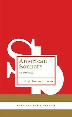 NEW American Sonnets: An Anthology by Hardcover Book (English) Free Shipping