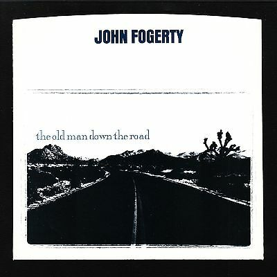 ORIGINAL VINTAGE PICTURE SLEEEVE ONLY John Fogerty Old Man Down The 1984 NMINT