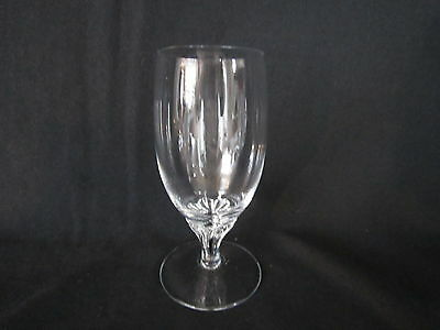 Belfor crystal - Exquisite pattern - Footed Juice Glass