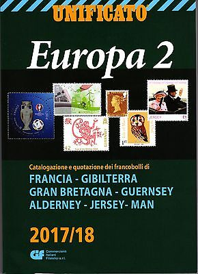 Catalogo Unificato Europa Occidentale volume 2