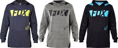 Fox Racing Mens Flexair Libra Quick Dry Pullover Motocross Hoody Sweatshirt