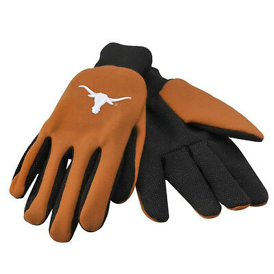 Official Texas Longhorns University Licensed NCAA College Utility Work Gloves