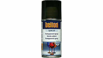 Belton - Spraydose Transparent Spray schwarz (150 ml)