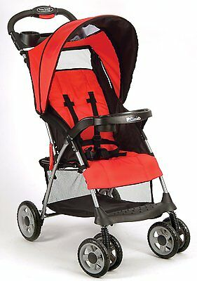 Cloud Lightweight Stroller - Fire Red - (Formerly Jeep Cherokee Sport) New!