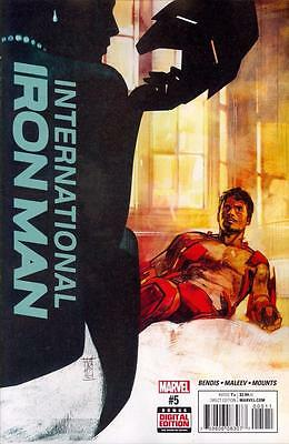 International Iron Man #5   NEW!!!