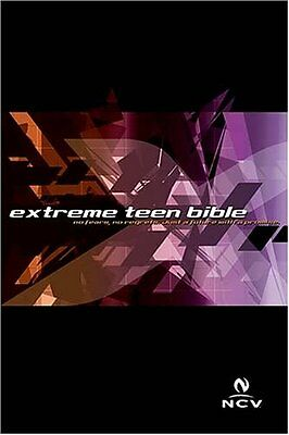 Extreme Teen Bible-NCV Book The Cheap Fast Free Post