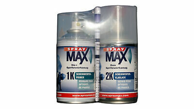 Spray Max - Scheinwerfer-Reparatur-Set (2x250ml)
