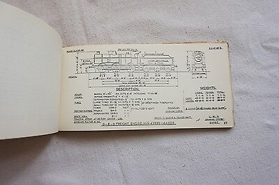 Ex LMS Standard Locomotives Technical Drawings Book 49 Diagrams