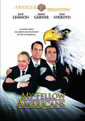 My Fellow Americans [New DVD] Manufactured On Demand, Ac-3/Dolby Digital, Dolb